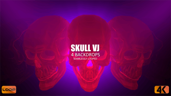Thumbnail for Skull VJ