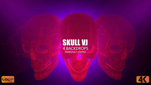 Skull VJ