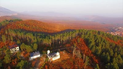Belogradchik Observatory In Bulgaria