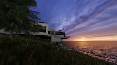 Luxury Villa On The Coastline