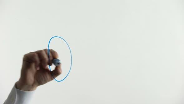 Thumbnail for Online Word Written on Glass, Communication in Social Network, Shopping Sites