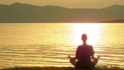 The Outdoor Meditation