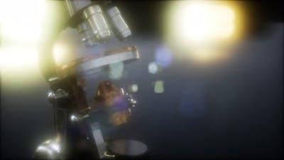Retro Microscope