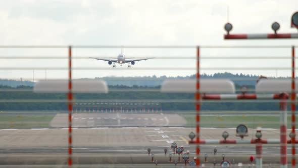 Runway and Aircraft Landing
