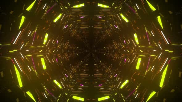 Thumbnail for Cyber Tunnel Vj Loops 2