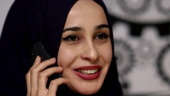 Thumbnail for Muslim Talking Smartphone