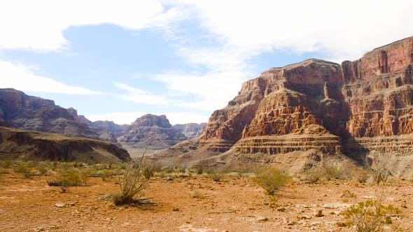 Thumbnail for View of Grand Canyon Cliffs