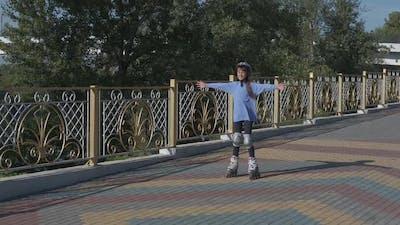 Freedom on Roller Skates.