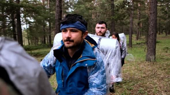 Thumbnail for Wandern im Frühlingswald