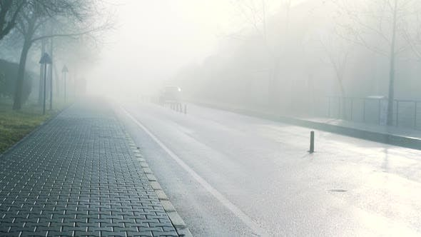 Thumbnail for Road In Fog