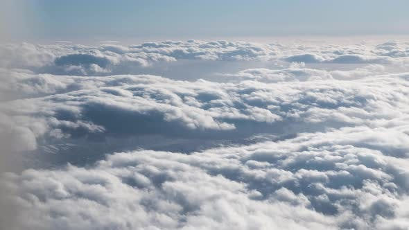 Thumbnail for Flight Airplane Above Clouds