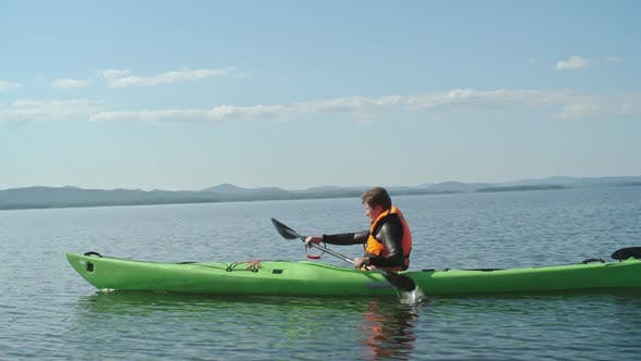 Professional Kayaker Training