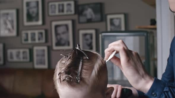 Thumbnail for Hipster Hairstyle for Little Kid