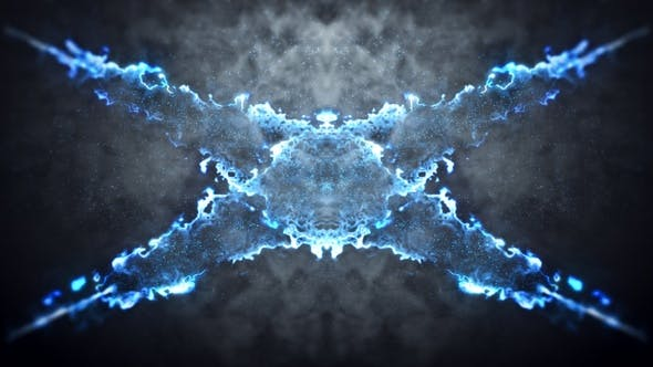 Thumbnail for Electricity Shockwave Background Loop