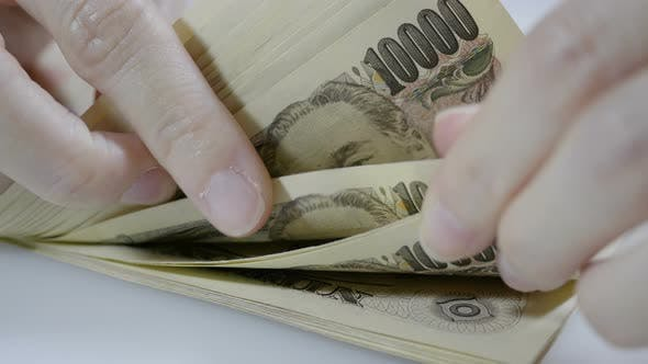 Thumbnail for Counting Money Yen