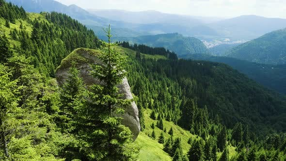 Thumbnail for Beautiful Mountains Panorama