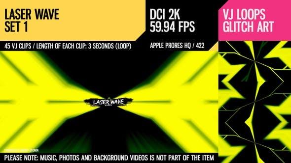 Thumbnail for Laser Wave (2K Set 1)