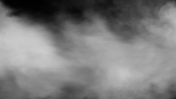 Rapid Emissions Of White Vapor