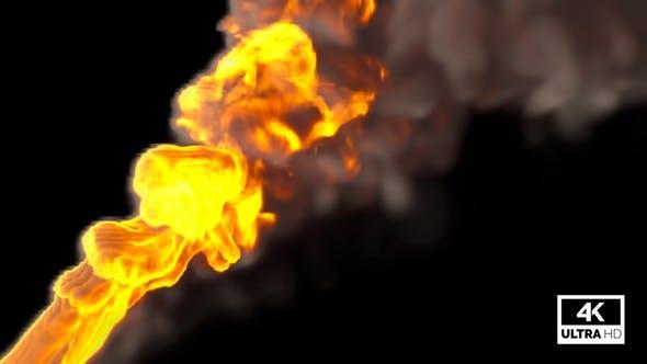 The Biggest Blaze Fire Flames