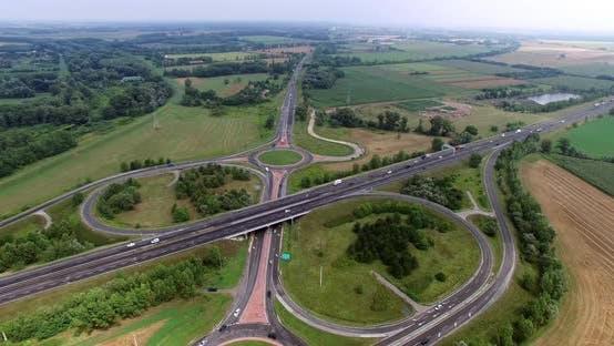 Thumbnail for Timelapse Intercity Traffic