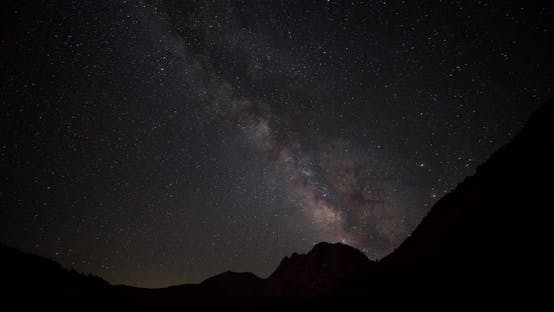 Thumbnail for Time Lapse Of The Milky Way