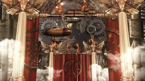 Steampunk Gate