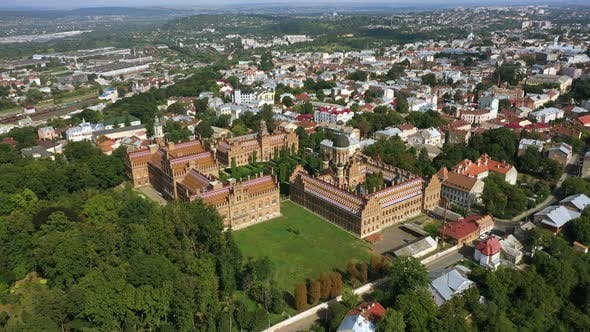 Thumbnail for The Chernivtsi National University