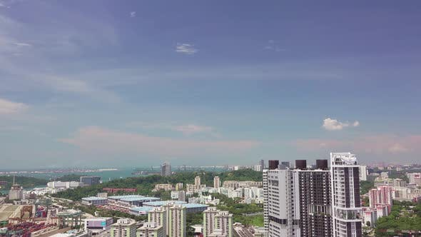 Thumbnail for Panorama of Singapore Roofs