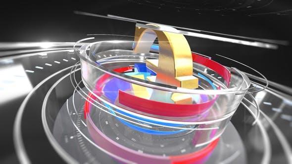 Euro Symbol Background