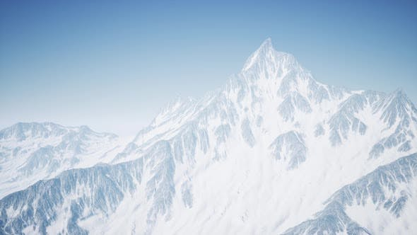 Cover Image for Alps Mountains From the Air