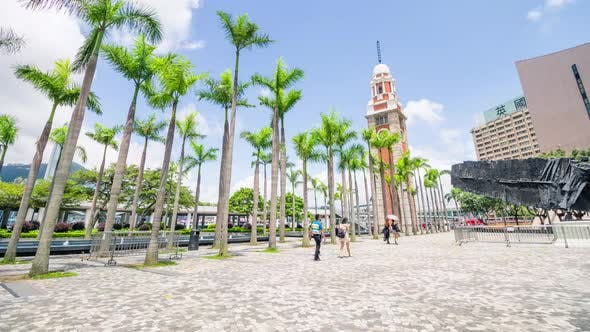 Thumbnail for Hong Kong clock tower