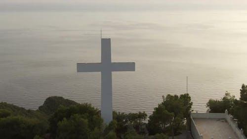 Flying Around The Cross