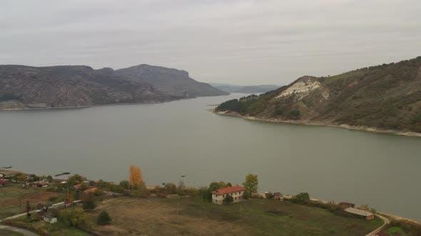 Big Dam In Bulgaria