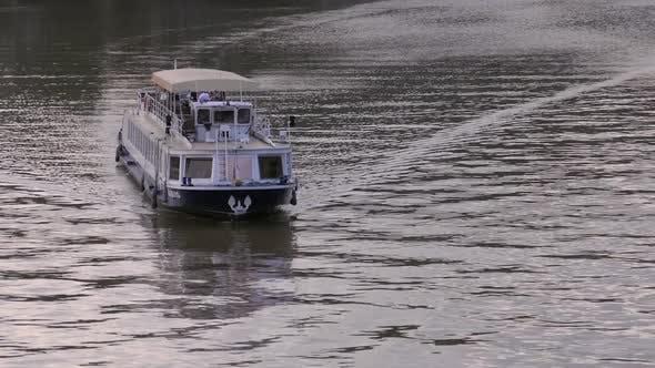 Thumbnail for River Ship - Travel Sightseeing