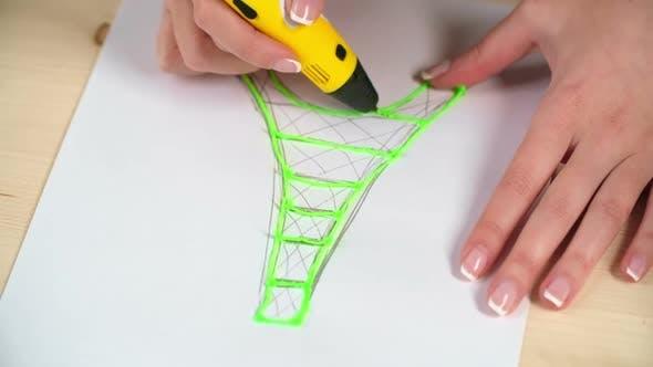 Thumbnail for Eiffel Tower Modeling
