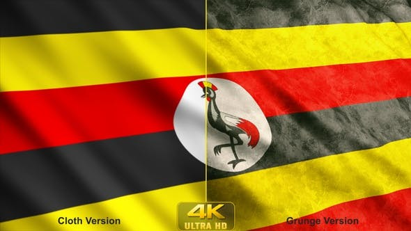 Thumbnail for Uganda Flags