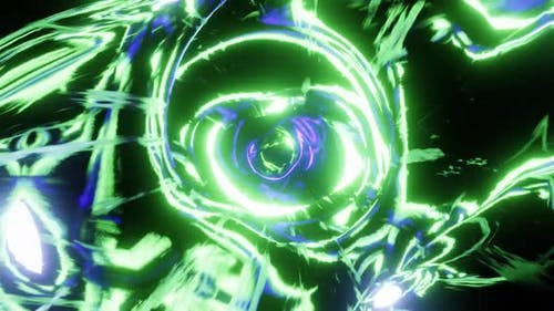 Travel Throw The Galaxy Loop HD
