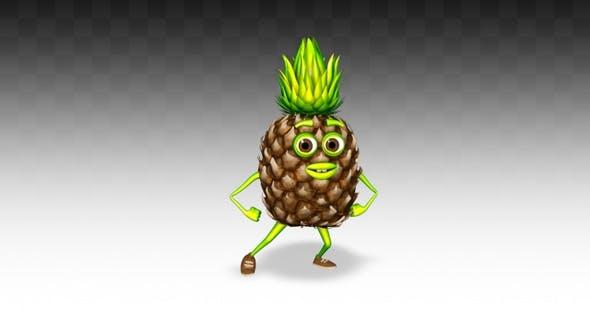 Pineapple Dance 3