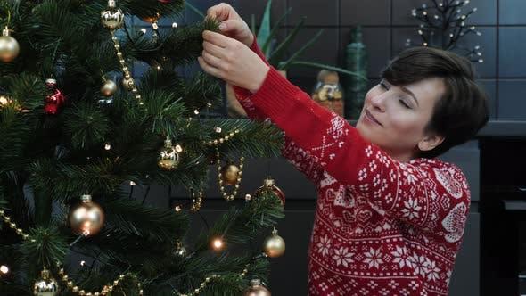 Thumbnail for Decorating Christmas Tree