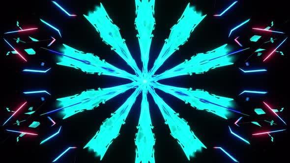 Neon Plasma 4K