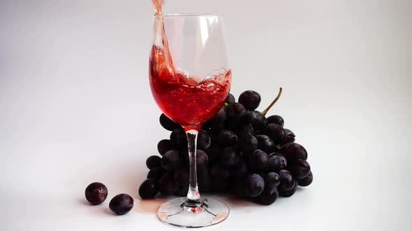 Thumbnail for Pouring Wine into a Glass 3
