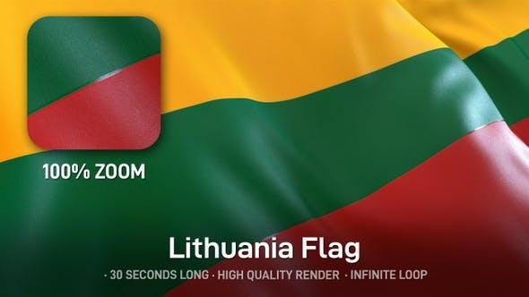 Thumbnail for Lithuania Flag