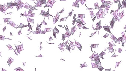 Money Rain Indian Rupee
