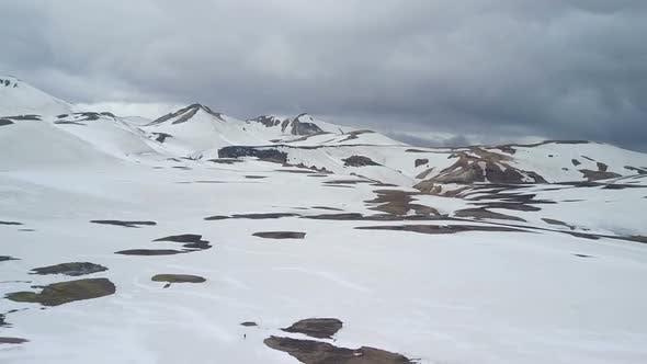 Thumbnail for Schneebedeckte Berge