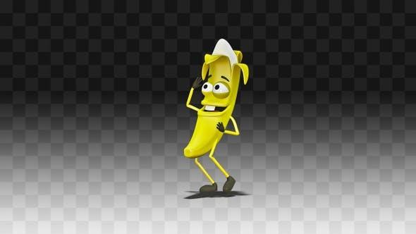 Thumbnail for Banana funny dancing hip hop