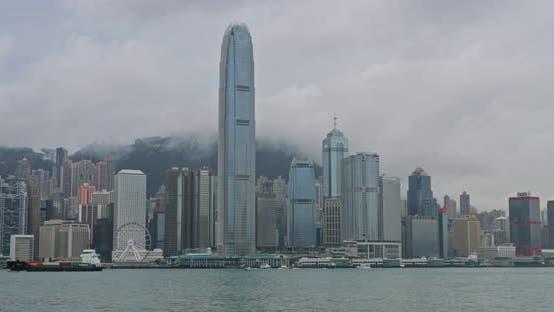 Thumbnail for Victoria harbour, Hong Kong