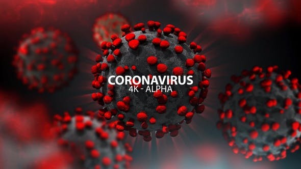 Coronavirus 4K