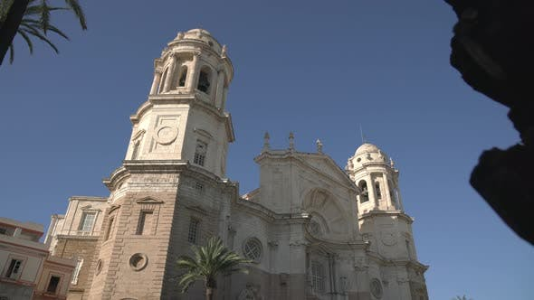 Thumbnail for The top of the Cadiz Cathedral