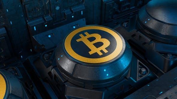 Cryptocurrency Logos Hintergründe Pack 4K