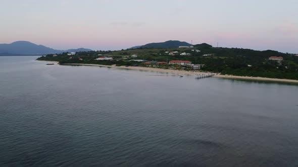Thumbnail for Top view of Ishigaki island